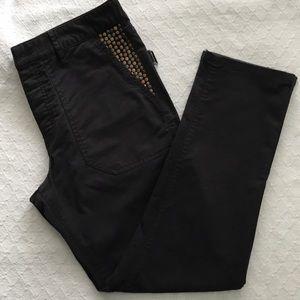 🌤Zadig&Voltaire Eliot studded pants size 34, US8